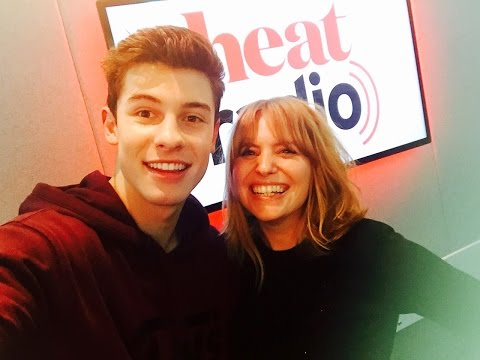 Shawn Mendes catches up with Sarah Powell!