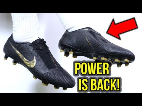 free shipping eb6df fd798 THE RETURN OF POWER BOOTS? - NIKE PHANTOM VENOM ELITE REVIEW + ON FEET