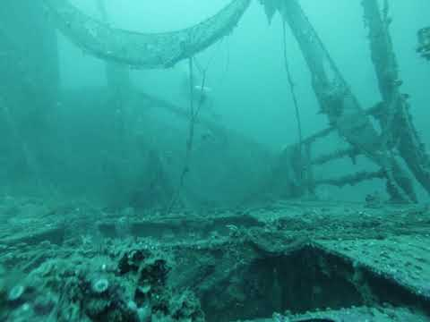 [2D] Wreck of the Vis: Tek-Weekend Mošćenička Draga, Croatia, August 2016