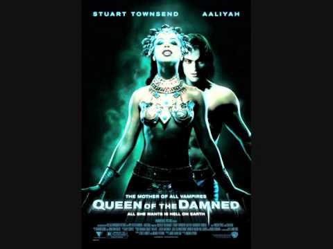 Клип Queen Of The Damned - Body Crumbles