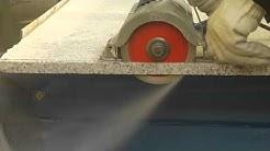 hasine diamond saw blade(114mm) for granite dry cutting