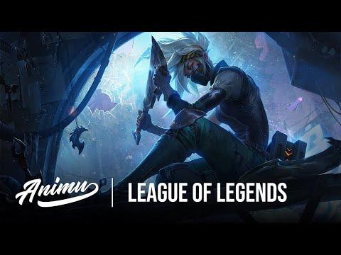 Silverfang Akali | League Of Legends | Animu