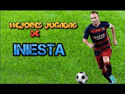 Download Las Mejores Jugadas de Iniesta HD/miduar football