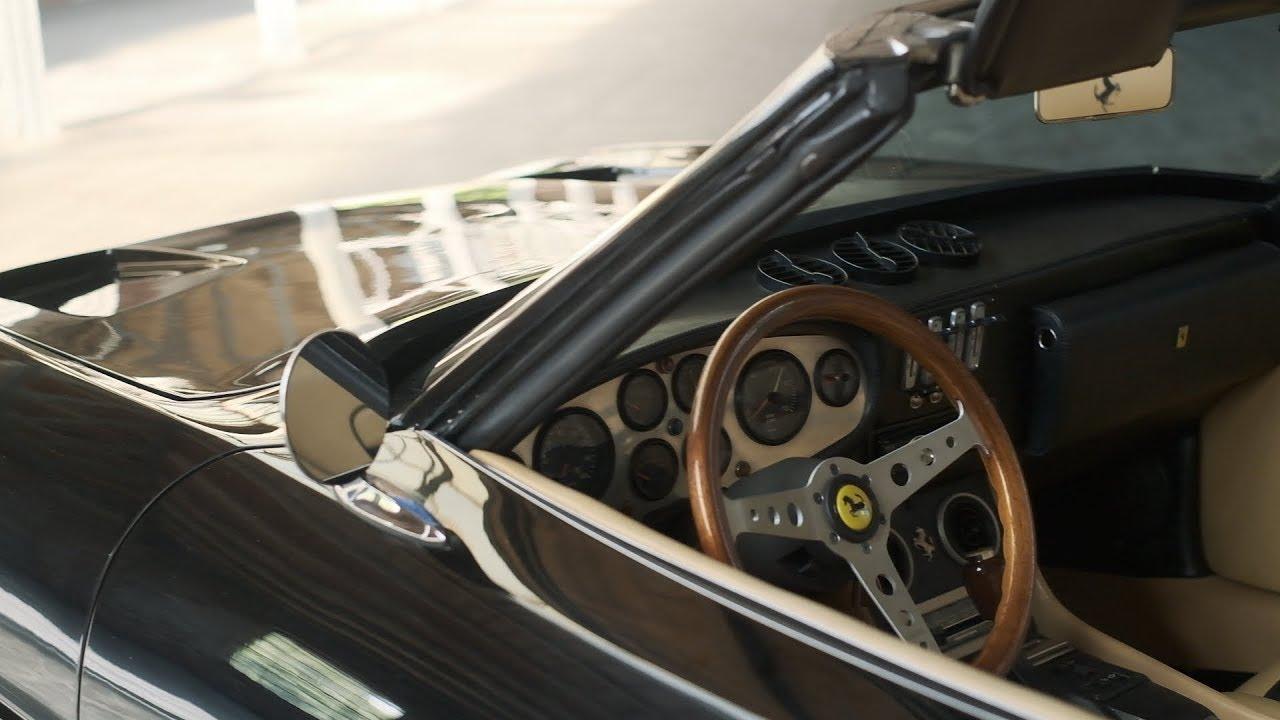 Ferrari 365 Daytona Spyder Replica A Tribute To The Legend Youtube