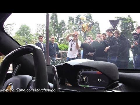 People's Reaction to the LaFerrari