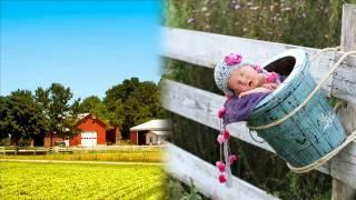 Dźwięki farmy, odgłosy zwierząt, BIAŁY SZUM 10godzin