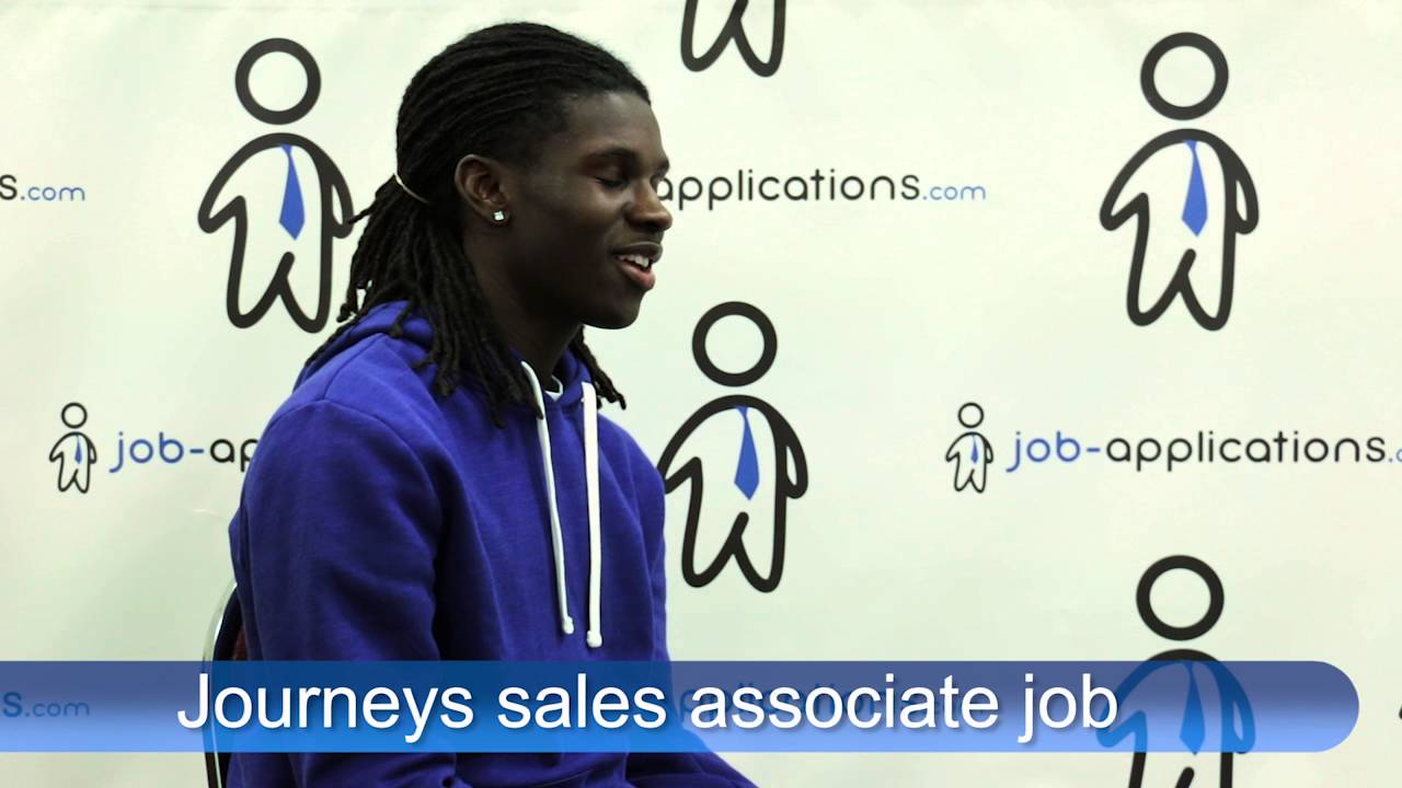 Journeys Interview   Sales Associate  Sales Associate