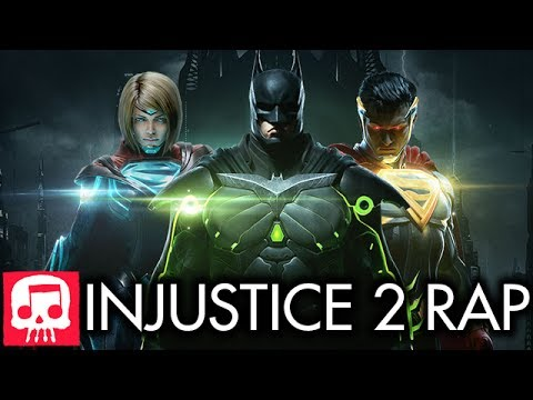 "Thumbnail: INJUSTICE 2 RAP by JT Machinima & Rockit Gaming - ""Injustice"""
