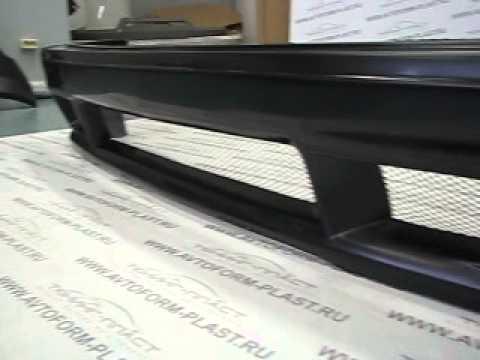Передний бампер ВАЗ 2105,2107 Снайпер.