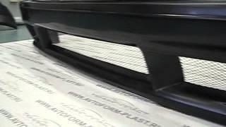 видео Бампер задний ВАЗ 2105