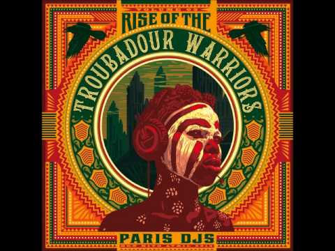 Shareholder Tom feat. Fijori - Single Warrior - Rise to the Troubadour Warriors