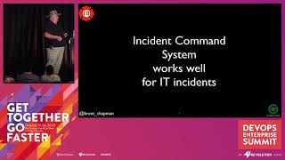 Mastering Outages with Incident Command for DevOps: Learning from the Fire Department