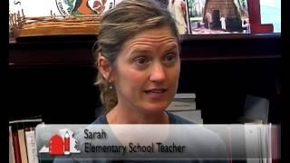 Teacher Talk - Sarah