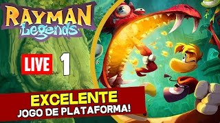 Rayman Legends (PS3) #1
