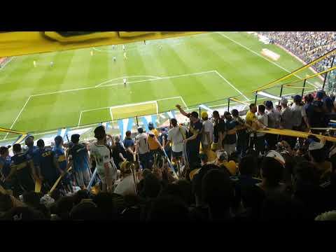 Daleee Boca y Dale y Dale Bocaaa Boca vs Belgrano 29/10/17