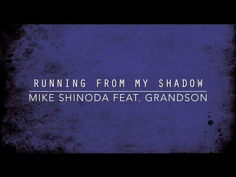 Running From My Shadow [feat. grandson] (Lyric Video) - Mike Shinoda