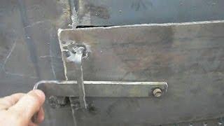 как сделать металлическую печь для бани своими руками