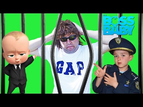 Thumbnail: DREAMWORKS BOSS BABY Snatching the Puppy Co Perfect Puppy! Silly Funny Kids Video!