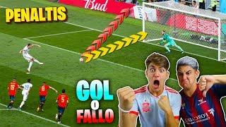 ¡GOL o FALLO CHALLENGE! *edición PENALTIS*