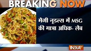 Nestle Asked to Withdraw Maggi Noodles from Market - India TV