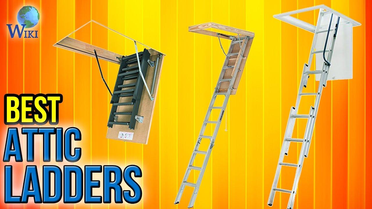 6 Best Attic Ladders 2017 Youtube
