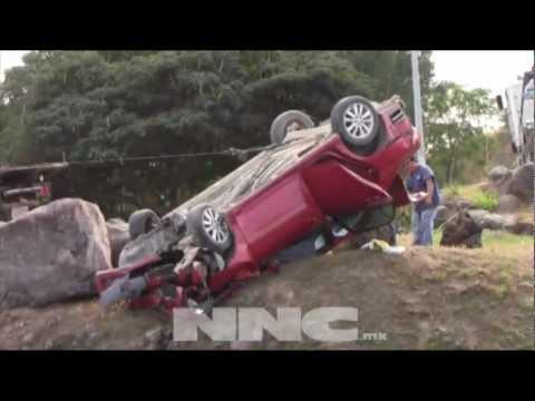 ¡Mala Pata!: Casi se mata en accidente y luego le hallaron envoltorios ...