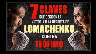 A un mes de LomaLopez: Siete claves inéditas para la victoria o la derrota de Lomachenko