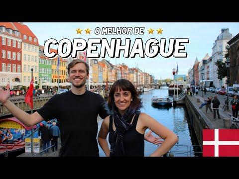 Três dias frenéticos em Copenhague, a capital da Dinamarca - Alemanizando