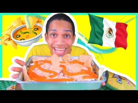 FAZENDO NACHOS MEXICANOS