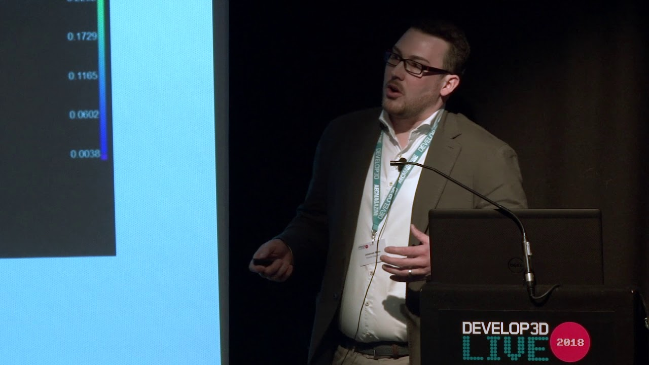 DEVELOP3D 2018 LIVE: Johannes Mann, Volume Graphics