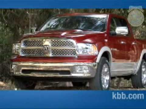 2009 Dodge Ram Review - Kelley Blue Book