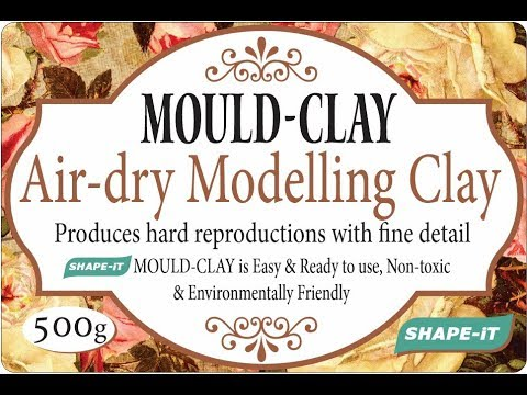 Shape-it Mould-Clay | Air-dry moddeling Clay