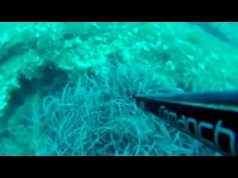 Kavala, podvodni ribolov