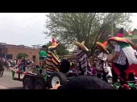 Cinco de Mayo Parade in South Omaha 05-7-16 #SouthOmaha