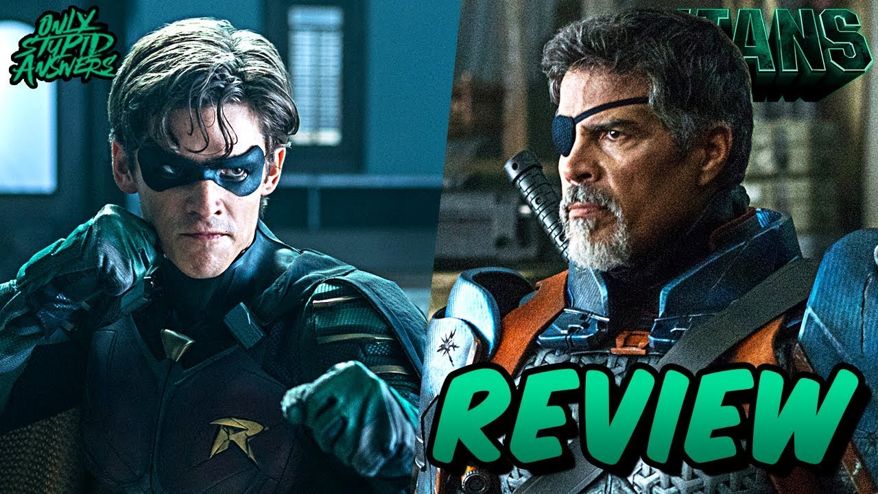 Jericho S Fate Powers Revealed On Titans Dc Universe Jericho 2x08 Review