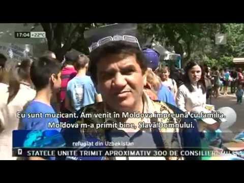 World Refugee Day   Prime TV Moldova