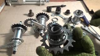 Втулка Velo Steel, обзор и сравнение с червячной втулкой и индийской