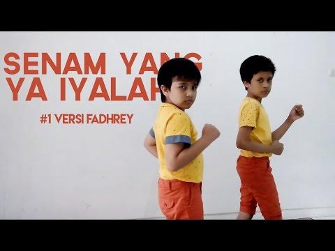 Kids Brother #1 Version Fadhrey - Senam Yang Iya Iyalah