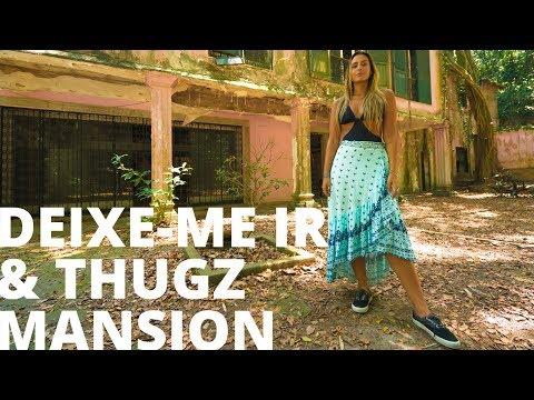 Deixe-me Ir e Thugz Mansion - 1Kilo + Tupac (Amanda Coronha cover acústico) Nossa Toca na Rua