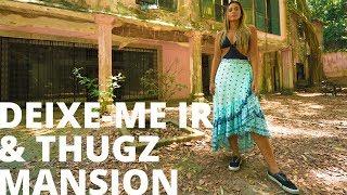 Baixar Deixe-me Ir e Thugz Mansion - 1Kilo + Tupac (Amanda Coronha cover acústico) Nossa Toca na Rua
