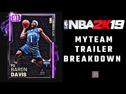 NBA 2K19' MyTeam Details: Complete Breakdown Of New Modes, Features