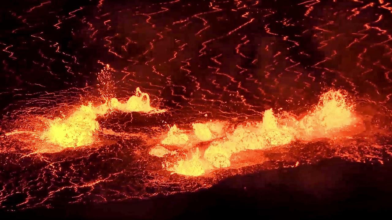 Photos: Hawaii's Kilauea Volcano Is Erupting, USGS Elevates Warning