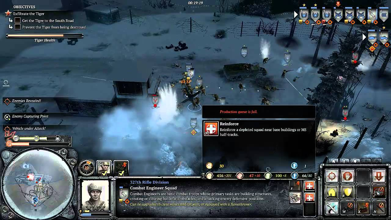 Coh 2 Case Blue : Company of heroes case blue walkthrough: company of heroes ardennes