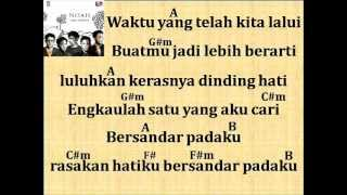 Video Tak Lagi Sama (lirik dan chord) - NOAH download MP3, 3GP, MP4, WEBM, AVI, FLV Desember 2017