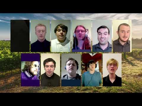 Pierce College Puyallup Choir - Anthem of Peace V3