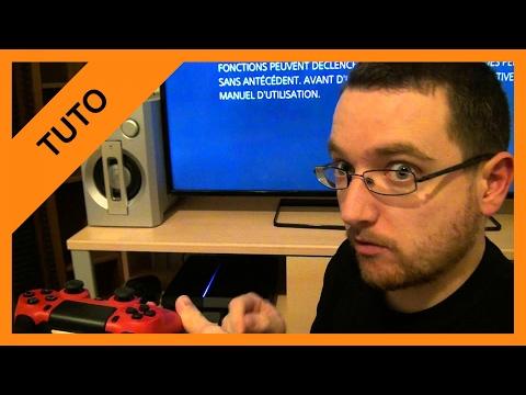 Comment connecter sa manette de ps4 sur son pc fortnite - Comment connecter les manettes wii a la console ...