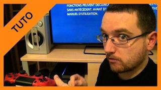 【TUTO】Reset de la manette de la PS4