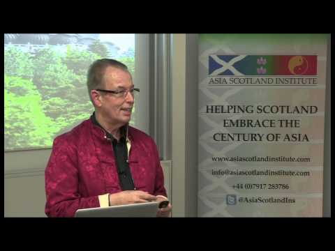 Asia Scotland Institute David Clive Price Presentation