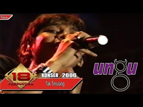 Pasha 'UNGU' TAMPIL BEDA DI PANGGUNG INI ... TAK TERULANG (Live Konser BANDUNG 2006)