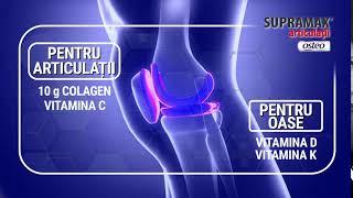 supramax articulatii osteo deteriorarea ligamentelor articulației degetului